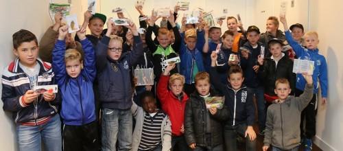Alle deelnemers (foto Klaas Noordstra). Verdere foto's Erik Eenkhoorn en Klaas Noordstra