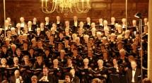 foto-hervormd kerkkoor kampen tijdens jubileumconcert