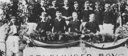 Genemuider Boys ging op in Sportclub Genemuiden