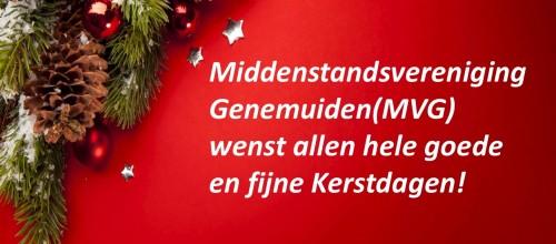 MVG wenst...