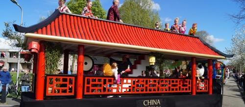 Chinatown wint optocht. Foto John Poot