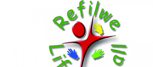Refilwe logo with slogan