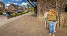 Op zoek naar de hoogte van de molen. tekst en foto's: Erik Eenkhoorn
