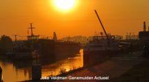Bij Fuite in de haven lossen. Tekst en foto's Joke Veldman