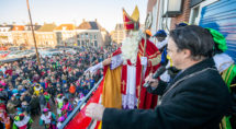 Archiefbeeld Sinterklaasintocht (Foto: Erik Eenkhoorn)