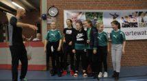Ichthus School is het sportiefst.